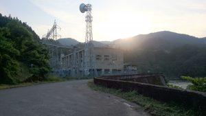 神通川第一発電所
